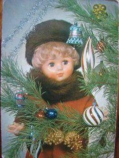 Christmas Cookie Exchange, Christmas Cookies, Christmas Bulbs, Best Memories, Childhood Memories, Beautiful Christmas Scenes, Retro 2, Good Old, Vintage Dolls