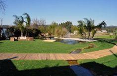 Jardim fantástico