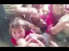 Terrifying Flight Off Mount Sinjar