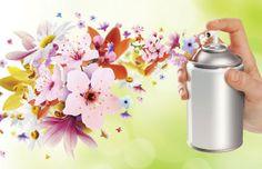 Air freshener illustration