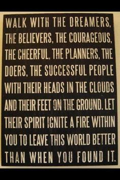 Surround yourself....