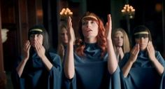 florence & the machine; drumming song