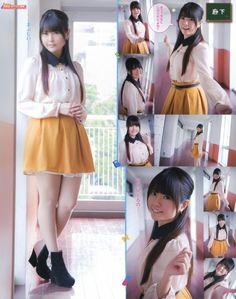 竹達彩奈 School Girl Outfit, Girl Outfits, Ayana Taketatsu, Photo Book, Asian Beauty, Skater Skirt, Tulle, Ballet Skirt, Kawaii