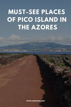 The Pico island is characterized for its vineyards as well as for its stunning landscapes. It is home for Portugal's highest mountainmeasuring in height and so many other sights worth mentioning. Stuff To Do, Things To Do, Portugal Travel Guide, Vineyard, Travel Destinations, Road Trip, Europe, Wellness, Adventure