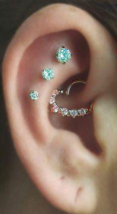 >>>Cheap Sale OFF! >>>Visit>> Alva Swarovski Crystal Barbell Piercing Crystal Silver Barbell for Tragus Stud Cartilage Piercing Helix Earring Forward Helix Triple Helix Conch Lip Labret Philtrium Medusa Monroe Helix Piercings, Piercing No Lóbulo, Piercing Implant, Monroe Piercings, Ear Peircings, Cute Ear Piercings, Multiple Ear Piercings, Barbell Piercing, Heart Piercing