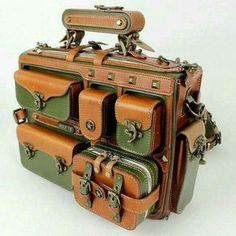 Steampunk suitcase - Another!