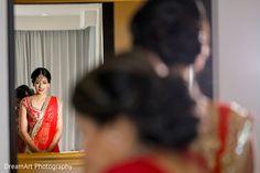 Gorgeous indian bride look. http://www.maharaniweddings.com/gallery/photo/83633 @nidagazi/my-style
