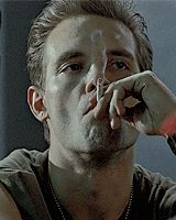 Michael Biehn as Corporal Dwayne Hicks in ALIEN!