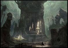 The Ash monster, Sangyeop Park on ArtStation at https://www.artstation.com/artwork/the-ash-monster