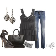 A night out on the town    #style #fashion