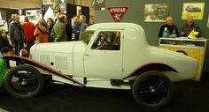1927 Amilcar CGS-2 Coupe