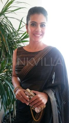 Kajol,  saree, blouse; beautiful