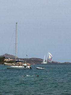 Great wiew fr.o.m. The Beach in Sardegna