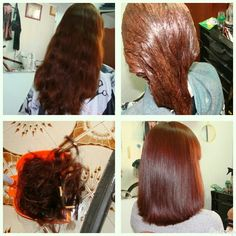 #haircut #red #hairstyle