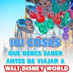 Disney World Orlando Disney World Español, Viaje A Disney World, Disney World Planning, Disney Land, Disney World Tips And Tricks, Disney Tips, Viaje A Disney Orlando, Miami Orlando, Disneyland Tips