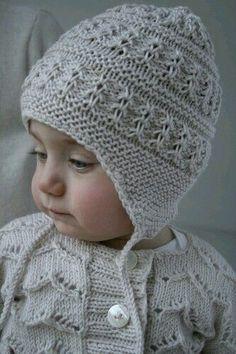 Free Pattern Sweetheart Sweater Set