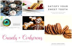 Crumbs and Corkscrews - Satisfy Your Sweet Tooth - Free Recipe eBook (scheduled via http://www.tailwindapp.com?utm_source=pinterest&utm_medium=twpin&utm_content=post134014135&utm_campaign=scheduler_attribution)