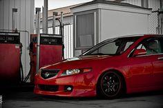 Pic's of your Slammed TSX. - Acura TSX Forum