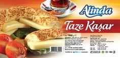alinda taze kaşar peyniri kurumsal kimlik tasarımı & bobin etiket basımı.