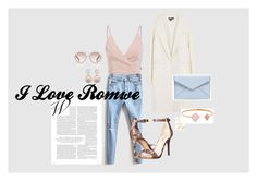 """Romwe style"" by zahirovic ❤ liked on Polyvore featuring DKNY, Nine West, Rebecca Minkoff, Chloé, Topshop, Michael Kors and romwe"