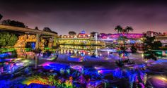 Amazing picture of the Nemo Lagoon by CobbPR