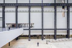 Galería de Galería: Extensión del Tate Modern de Herzog & de Meuron, bajo el lente de Laurian Ghinitoiu - 23