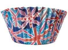 Union Jack Patchwork Cupcake Cases  £2.60 Cupcake Cases, Union Jack, British, Pattern, England, Ideas, Products, Scrappy Quilts, Patterns