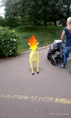 Escaped ;-) #PokémonGo #Zoo #Köln