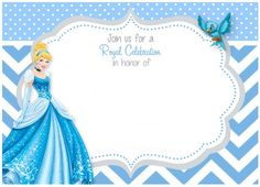 diy cinderella birthday invitations cinderella theme ideas