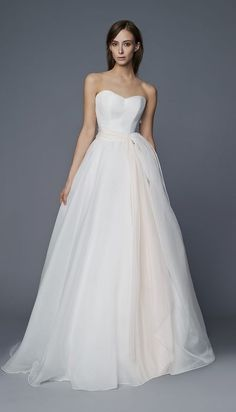 Featured Wedding Dress: Antonio Riva Milano; www.antonioriva.com; Wedding dress idea.