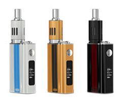 eVic-VT 60W, new product from Joyetech, highlights large OLED screen, supporting VT-Ti (Titanium)/ VT-Ni (Nickel)/ VW mode, and battery capacity of 5000mah.