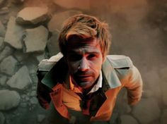 John Constantine once extorted God. | 13 Reasons John Constantine Is Cool As Hell