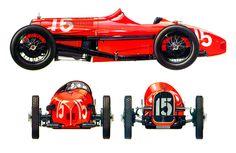 Fiat Grand Prix (1927) | SMCars.Net - Car Blueprints Forum