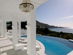 Cala Jondal Villa Rental: Villa San Jose - Contemporary 4br Overlooking The Bay Of Cala Jondal   HomeAway