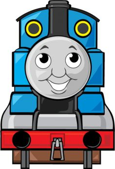 free thomas tank engine clip art pictures and images thomas party rh pinterest com thomas the train clip art black and white thomas the tank engine clip art download