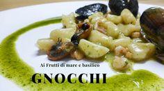 GNOCCHI AI FRUTTI DI MARE ricetta facilissima- RICETTE DI GABRI Kitchen ...