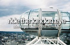 Yes...I love this idea.  Which would mean I would have to go to London. Which I am soon!