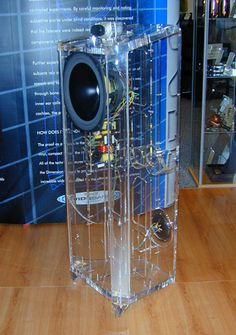 Tannoy Dimension TD12 speaker
