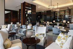 Palace Hotel Tokyo - The Palace Lounge - II