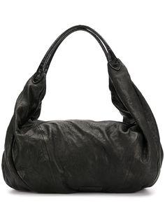 ANTONIO MARRAS ANTONIO MARRAS - HOBO SLOUCHED BAG . #antoniomarras #bags #shoulder bags #leather #hobo #