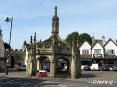 Malmesbury.- Market Cross