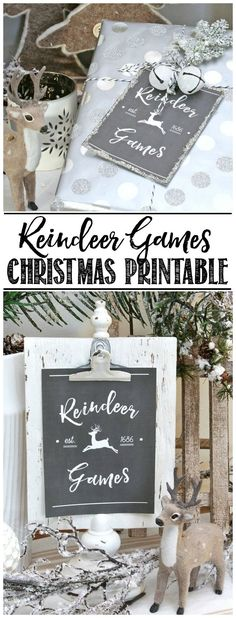 Reindeer Games Free