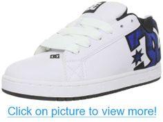 1f73cf7a171 Amazon.com  DC Skate Shoes Court Graffik SE WHITE BLACK ORANGE Size 14   Shoes