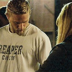 SOA,CHARLIE HUNNAM,TOM HARDY AND OTHER COOL THINGS — JAX TELLER SONS OF ANARCHY