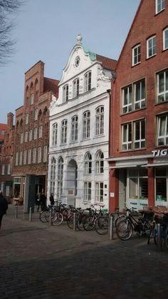 Lübeck - Mengstraße