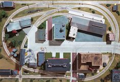 """A Fun to Operate Small HO Scale Train Layout   Gateway Central IX   Gateway NMRA.  I think this would make for a neat """"former interurban"""" switching district in 1950's Oklahoma City.  It would let me put my Rock Island locomotives to good use!"""
