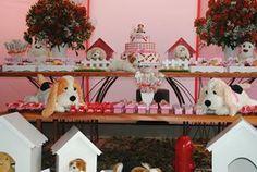 festa de cachorros