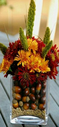 25 Fall Flower Arrangements, Thanksgiving Table Centerpieces and Fall Decorations – DECOR FOR ALL Interior Styles, Home Decor Ideas, Decorating Themes Thanksgiving Table Centerpieces, Wedding Centerpieces, Centerpiece Ideas, Fall Table Centerpieces, Thanksgiving Ideas, Flower Centerpieces, Wedding Decorations, Thanksgiving Countdown, Thanksgiving Flowers