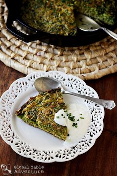 """Plan a """"Kuku"""" picnic with tips & recipes from """"Nowruz"""" or the Persian New Year."""