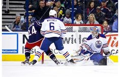 Blue Jackets steal point from Oilers in shootout